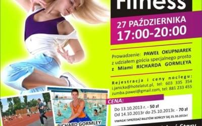 Maraton Zumba Fitness!